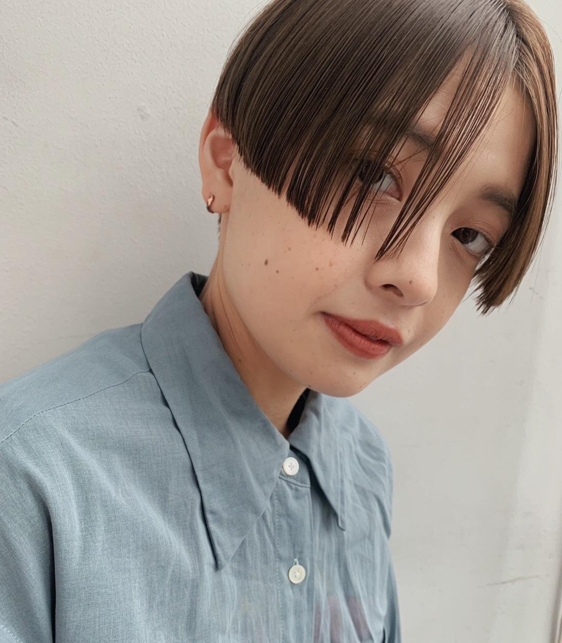 GARDEN hair style